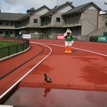 Photo taken at Hayward Field by Oregon Duck on 7/25/2011