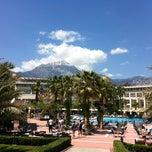 Rixos Premium Tekirova tarihinde Levent O.ziyaretçi tarafından 4/24/2012'de çekilen fotoğraf
