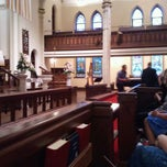 Photo taken at Evangelical Lutheran Church by Brooks H. on 5/21/2011
