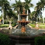 Photo taken at The Ritz-Carlton Golf Resort, Naples by Renee W. on 3/31/2012