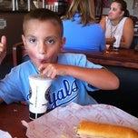 Photo taken at Jimmy John's by Ashley B. on 8/6/2012
