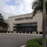 Photo taken at Nordstrom The Gardens by Beba La Jefa on 3/7/2012