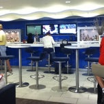 Photo taken at Delta Sky Club by Kcorb N. on 6/17/2012