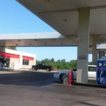 Photo taken at Exxon by Clifford B. on 9/1/2012