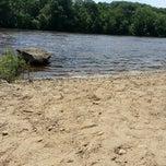 Photo taken at Hidden Falls Regional Park by Jodi T. on 6/16/2013