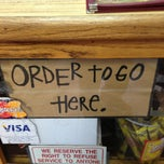 Photo taken at Taqueria La Tapatia by Robert N. on 6/11/2013