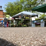 Photo taken at Oberlin Farmers Market by Daniel U. on 5/18/2013