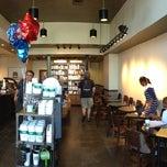Photo taken at Starbucks by Gian U. on 4/13/2013