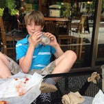 Photo taken at Potbelly Sandwich Shop by Ginny T. on 6/24/2014