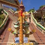 Photo taken at วัดพุทธมงคลนิมิตร (Wat Buddhamongkolnimit) by Tim L. on 11/2/2012