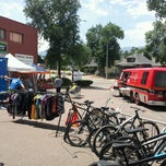 Photo taken at Bicycle Exprience by Bill L. on 8/17/2013