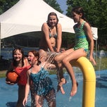 Photo taken at Chartwell Swim Club by Mary D. on 6/18/2014