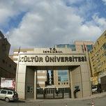 Photo taken at İstanbul Kültür Üniversitesi by İstanbul Kültür Üniversitesi on 7/25/2013