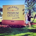 Photo taken at Orlando Premium Outlets - Vineland Ave by Aldemar A. on 11/8/2012