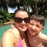 Photo taken at Pop's Pool Side by Miss M. on 6/19/2013