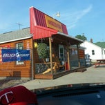 Photo taken at Cut River Store by Rick V. on 7/17/2014