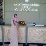 Photo taken at IntanKampus INTAN Sabah by Norhanisah H. on 9/12/2014