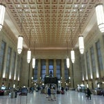 Photo taken at 30th Street Station by Miguélangelo C. on 6/7/2013