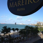 Photo taken at Hotel Mareiro by Fernando Z. on 11/6/2012