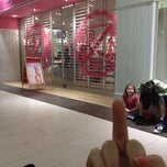 Photo taken at Victoria's Secret PINK by Jackie O. on 11/12/2012