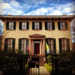 Photo taken at Andrew Low House Museum by Jonathan S. on 3/2/2014