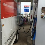 Photo taken at Exxon by Dave B. on 7/21/2014