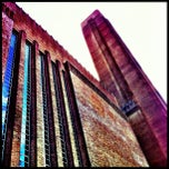 Photo taken at Tate Modern by richard h. on 5/3/2013
