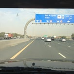 Photo taken at Sheikh Mohammed Bin Zayed Road شارع الشيخ محمد بن زايد by Shaay106 on 2/20/2013