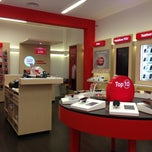 Photo taken at Vodafone Store by Fulvio S. on 2/21/2013