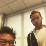 Photo taken at Yahoo! by Kevin L. on 4/25/2015