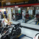 Photo taken at PT Astra International Tbk. - HONDA (HSO Yogyakarta) by Feisal D. on 10/13/2012