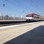 Photo taken at RENFE El Masnou by Jordi R. on 12/6/2013