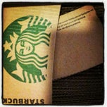 Photo taken at Starbucks by Chaffro on 1/20/2013
