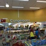 Photo taken at Multimarket Praia da Ribeira by Mariana M. on 1/5/2013