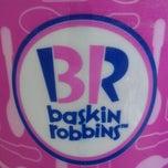 Photo taken at Baskin-Robbins by Jeff T. on 6/30/2013