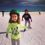 Photo taken at Skating Rink At Squaw Valley by Aretoula H. on 11/30/2013