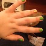 Photo taken at Classy Nails by Cassie S. on 3/16/2013