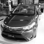 Photo taken at Toyota North Edsa by Ayan D. on 8/17/2013