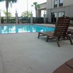 Photo taken at Hampton Inn Beaumont by kurt o. on 6/26/2013
