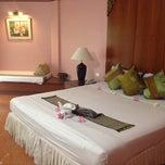 Photo taken at Rajamangala Pavilion Beach Resort by jitpntc on 8/13/2013