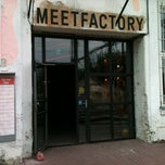 Photo taken at MeetFactory by Павел Б. on 6/28/2013