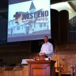Photo taken at West End Baptist Church by Michelle P. on 6/22/2014
