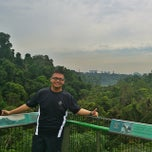 Photo taken at Jelutong Tower by Jun Xiang C. on 11/23/2013