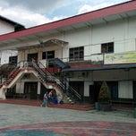 Photo taken at SMA St. Thomas 1 Medan by George P. H. on 3/27/2015