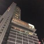 Photo taken at JRセントラルタワーズ (JR Central Towers) by asami on 4/21/2015