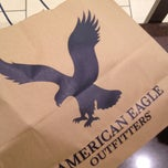 Photo taken at American Eagle by [Princess] on 11/2/2012