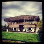 Photo taken at Playa Vichayito by Rodrigo M. on 3/30/2013