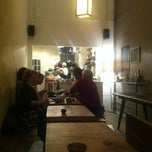 Photo taken at Eat by Veronica C. on 11/25/2012
