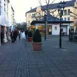 Photo taken at Salinplatz by Erica C. on 1/10/2014