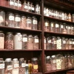 Photo taken at New Orleans Pharmacy Museum by Rebecca K. on 10/27/2012
